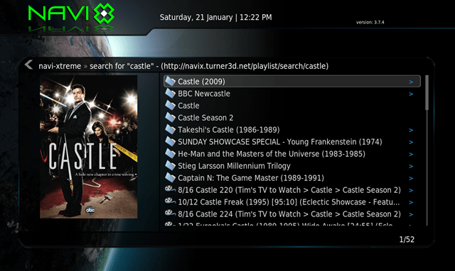 how to get 1channel on xbmc iphone