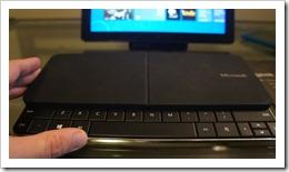 Windows 8 Wedge Mobile Keyboard #2