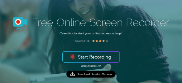Apowersoft Free Online Screen Recorder - Web-based Screen recorder - 2016-01-25 20_56_01