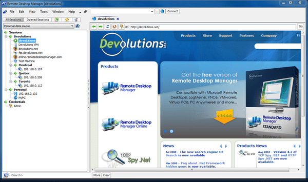 free download remote desktop connection software for windows 10