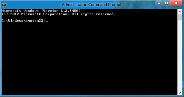 how to run cmd from win 7 administer