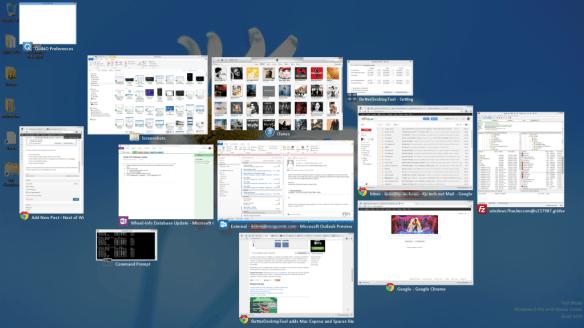 BetterDesktopTool - Show All Screen