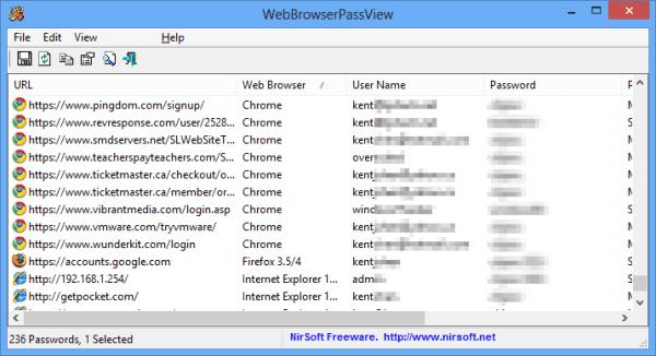 WebBroswerPassView