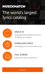 wp ss 20131125 0002 - The Best Music Lyrics Player on Windows Phone and Windows 8 Tablets