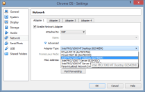 Chrome OS - Settings - Network