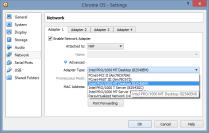 Chrome OS - Settings - Network