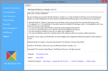 Ultimate Windows Tweaker 3 - about