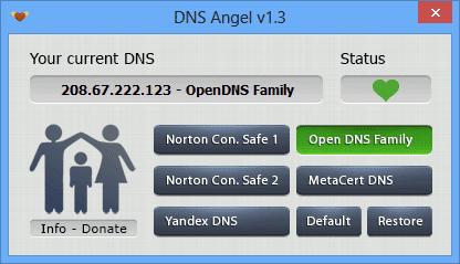 Dns_angel_status