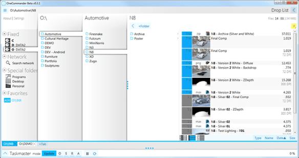 OneCommander-FolderStructure