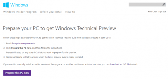 Download Windows Technical Preview November Update - Microsoft Windows - 2014-12-23 13_47_36