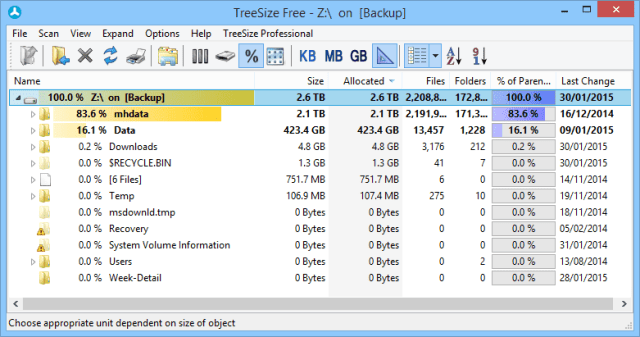 TreeSize Free - Z__ on [Backup] - 2015-01-30 13_25_27