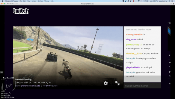 Xbox One Remote Streaming Other Apps