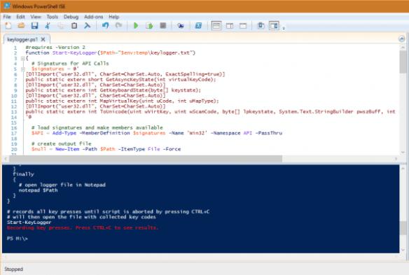 Windows PowerShell ISE - 2015-12-10 11_05_13