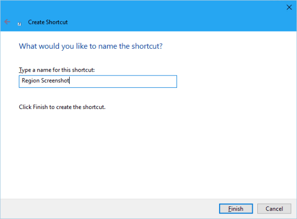 shortcut region screenshot 600x444 - How To Capture a Region of Your Screen Natively in Windows 10