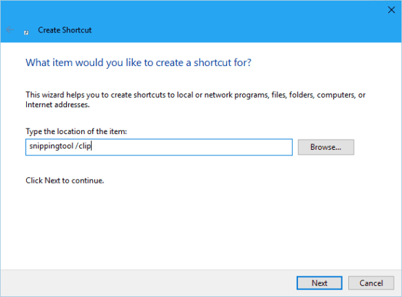 snippingtool shortcut 600x444 - How To Capture a Region of Your Screen Natively in Windows 10