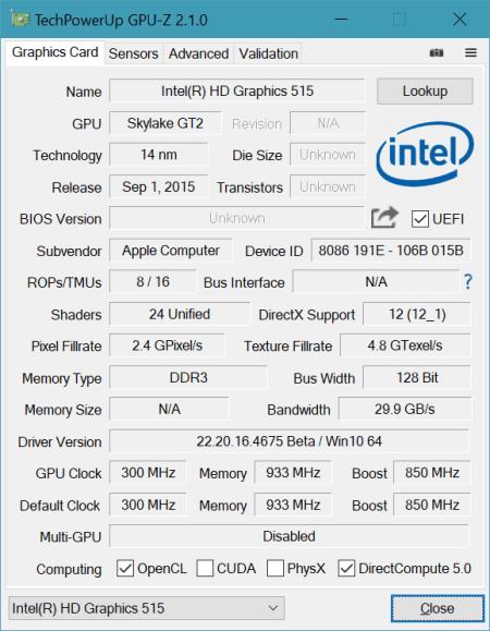 TechPowerUp GPU Z 2.1.0 2017 05 28 18 32 49 450x579 - Getting to Know Your Video Card with GPU-Z