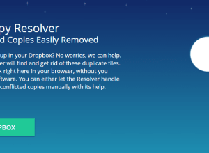 Fix Conflicted Copies in Your Dropbox Automatically