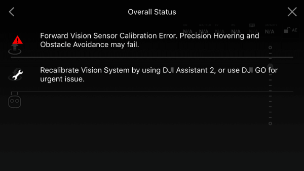 IMG 4088 600x338 - How To Calibrate DJI Mavic Pro Vision System with DJI Assistant 2 on Windows