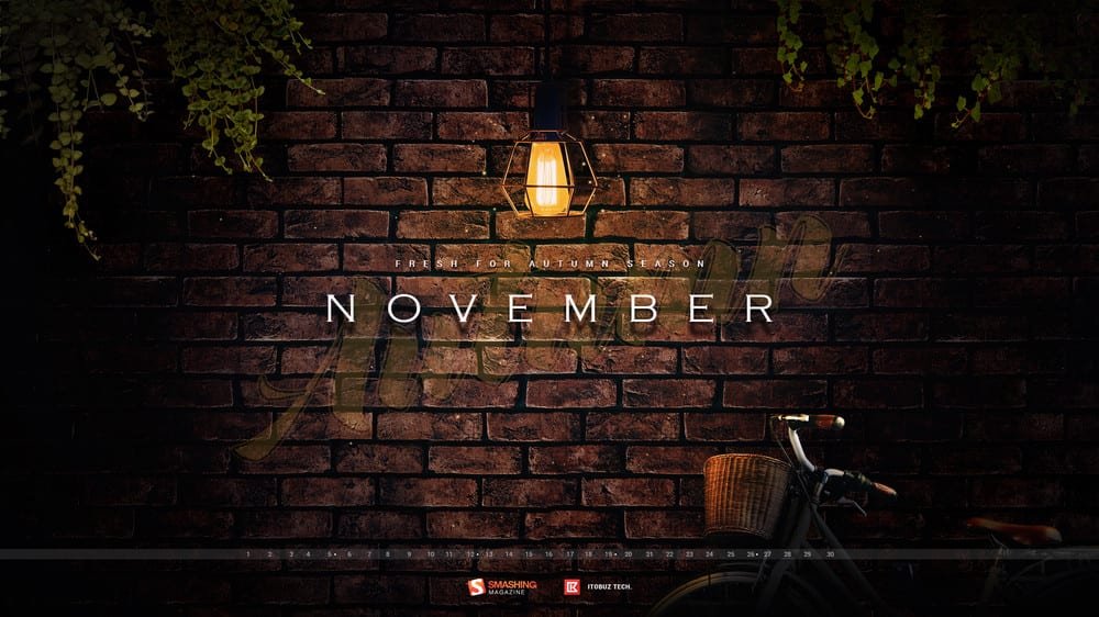 Calendar Wallpaper Windows : Download smashing magazine desktop wallpaper november