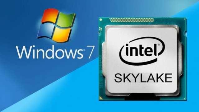 Skylake with Windows 7 - Why Installing Windows 7 on New HP Lenovo Desktops Failed