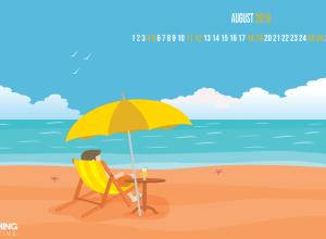 Download Smashing Magazine Desktop Wallpaper August 2018 Windows 7/8/10 Theme