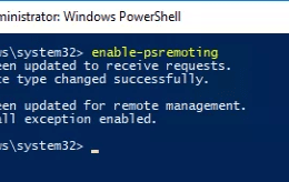 How To Run PowerShell Command Line on A Remote Computer