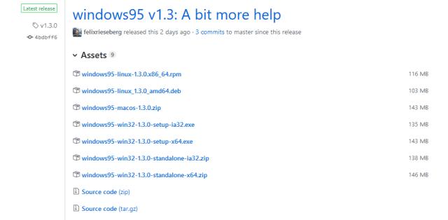 image 7 - Running Windows 95 inside Windows 10