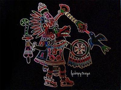 Ацтекский путь «цветка и песни»