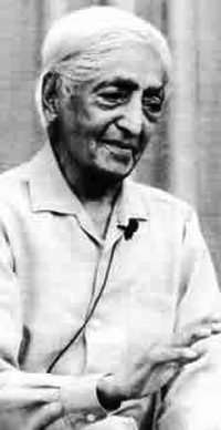 Джидду Кришнамурти «Самозащита»