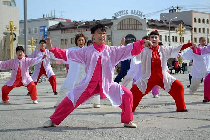 29 апреля - всемирный день Цигун