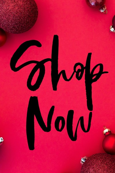 shop for the holidays now