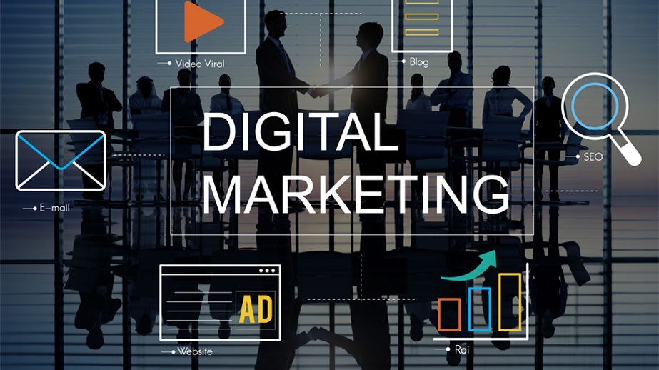 marketing on-line digital