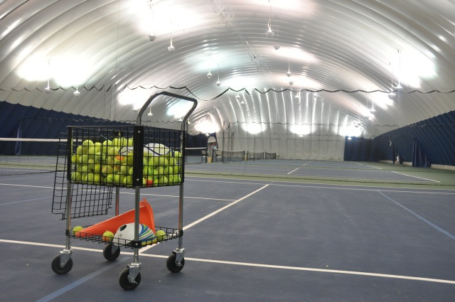 Mellon Park Tennis Center, Photo by Tracy Certo