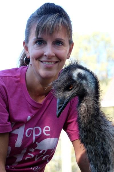 Dr. Karen Phillips photo by Brian Cohen.