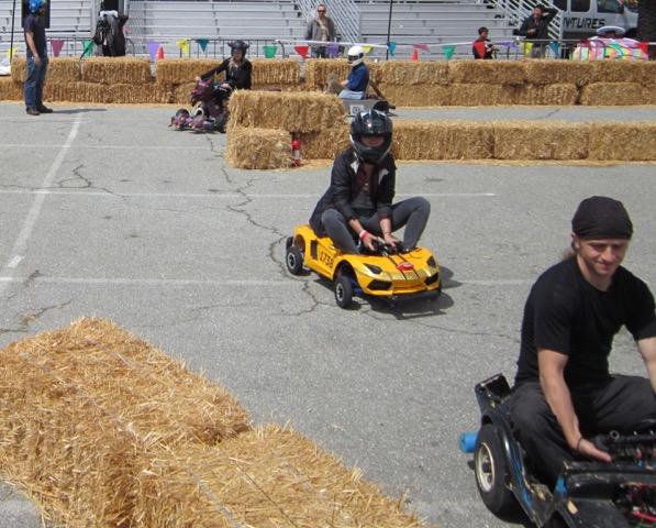 Courtesy CCBC Imaginative Automotive Department: Power Racing Series Team.