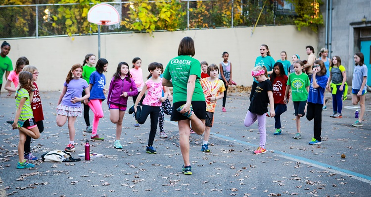 Image courtesy of Girls on the Run.
