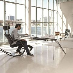 Zero Gravity Office Chair Uk Grey Tufted Varier Balans The For Every