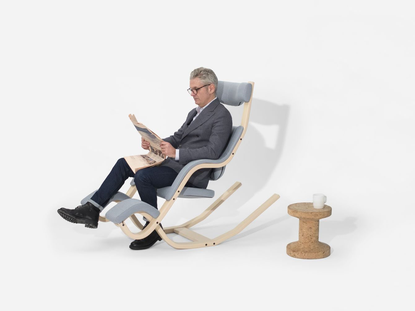 zero gravity office chair uk vintage egg varier balans the for every