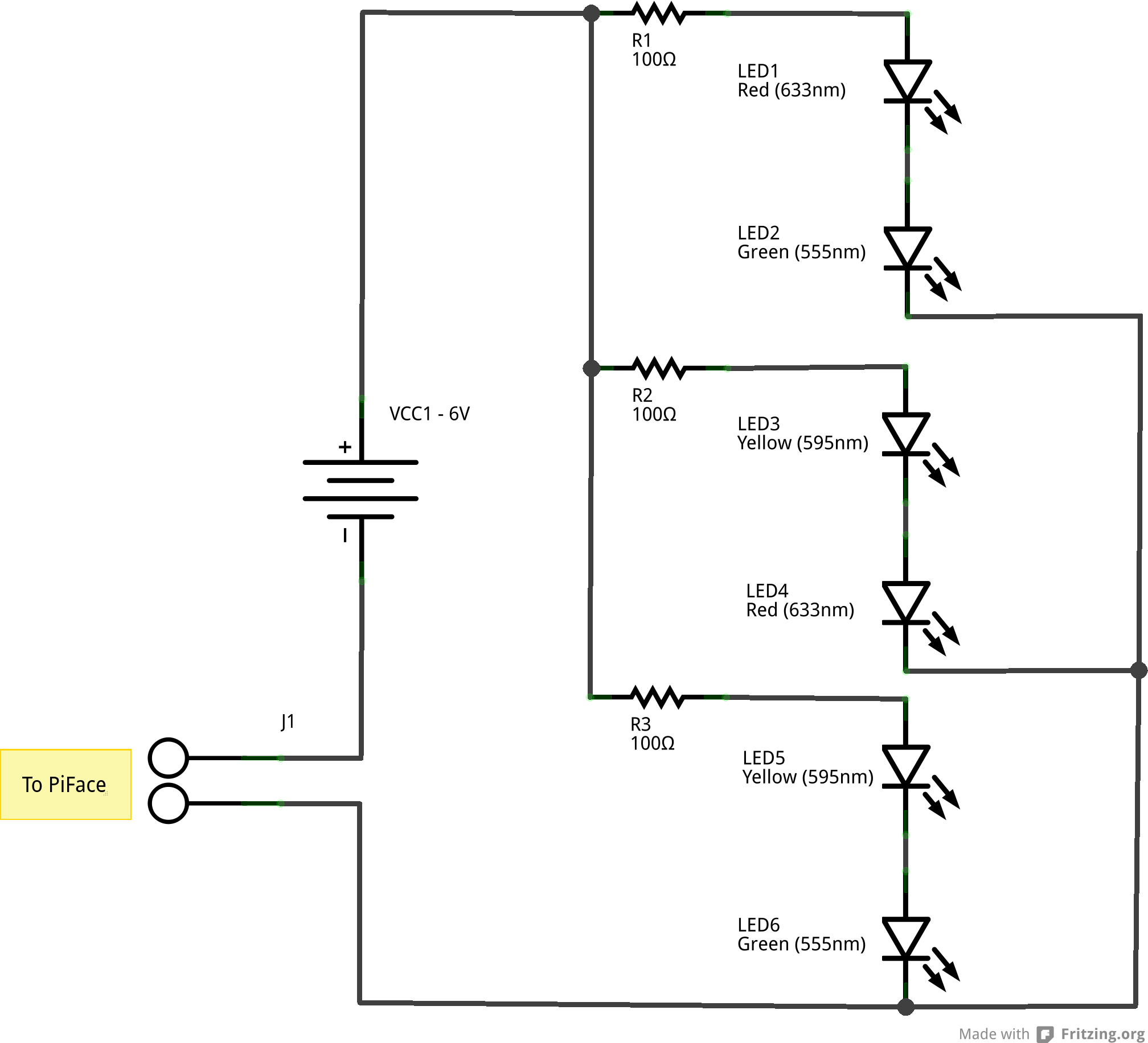 Led Wire Harnes Schematic