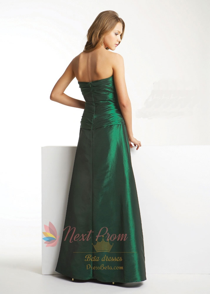 Emerald Green Bridesmaid Dresses 2016 Dark Green