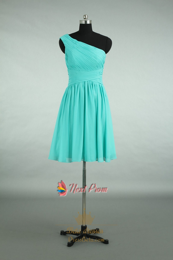 Turquoise One Shoulder Bridesmaid DressesTurquoise Bridesmaid Dresses Under 100  Next Prom Dresses