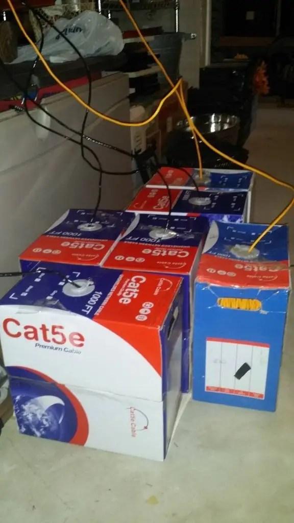 Camera Cat5e Wiring Security Alarm Cctv Monitoring Access Control Home Design