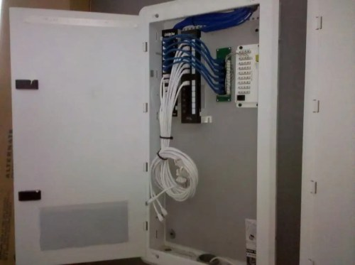small resolution of phone and network cabling