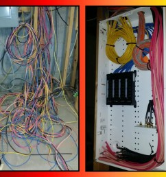 voip wiring closet wiring diagram for you network wiring closet router dsl line part1 [ 1024 x 879 Pixel ]