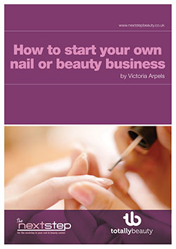 Start Your Nail or Beauty Business  How to Start Your Own