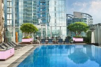 Hong Kong Top 15 Hotels with Rooftop Swimming Pools with a ...