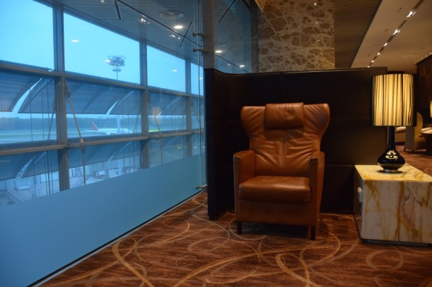 Our leather seat