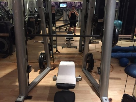 The Next Travel at Fitness Center