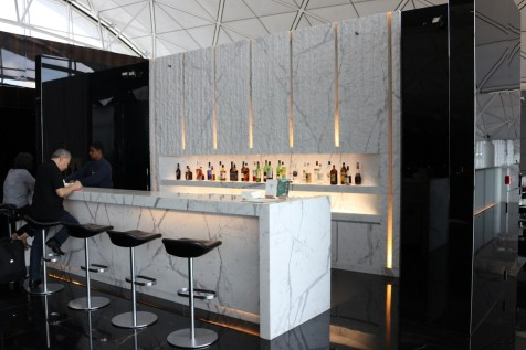 Haven Bar - The Wing First Class lounge