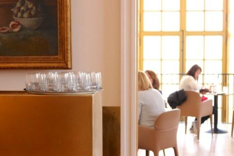 Ore restaurant by Ducasse - Main room